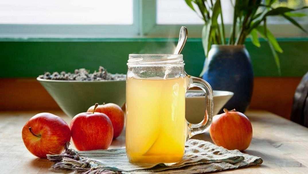 درمان عفونت کلیه با سرکه سیب
