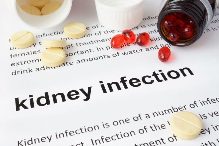 درمان عفونت کلیه
