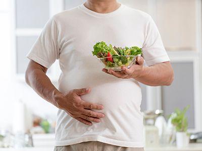 پروستات و چاقی