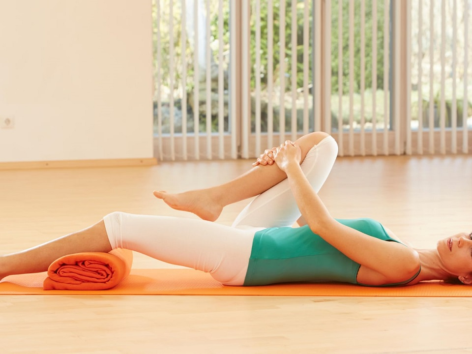 تقویت عضلات کف لگن