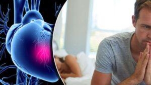 اختلال نعوظ و بیماری قلبی