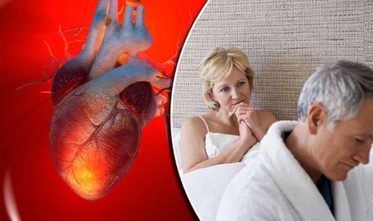 ارتباط بین اختلال نعوظ و بیماری قلبی