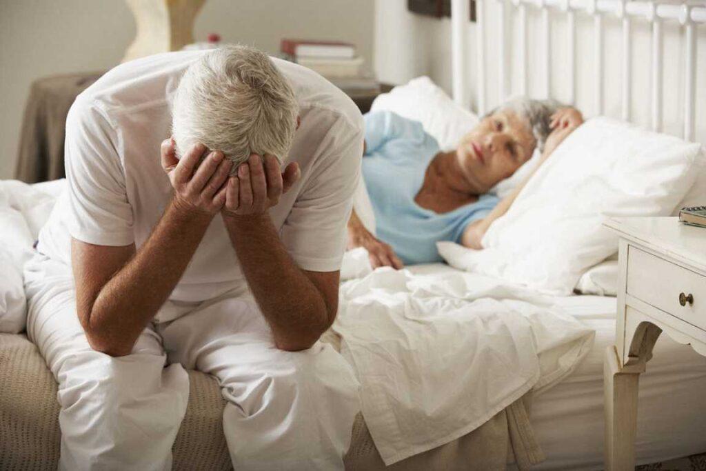 اختلال نعوظ در افراد مسن