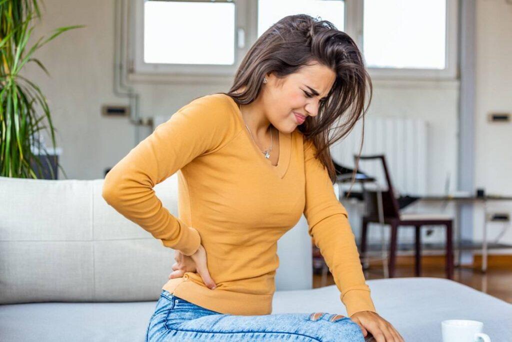 علت درد کلیه ها در صبح