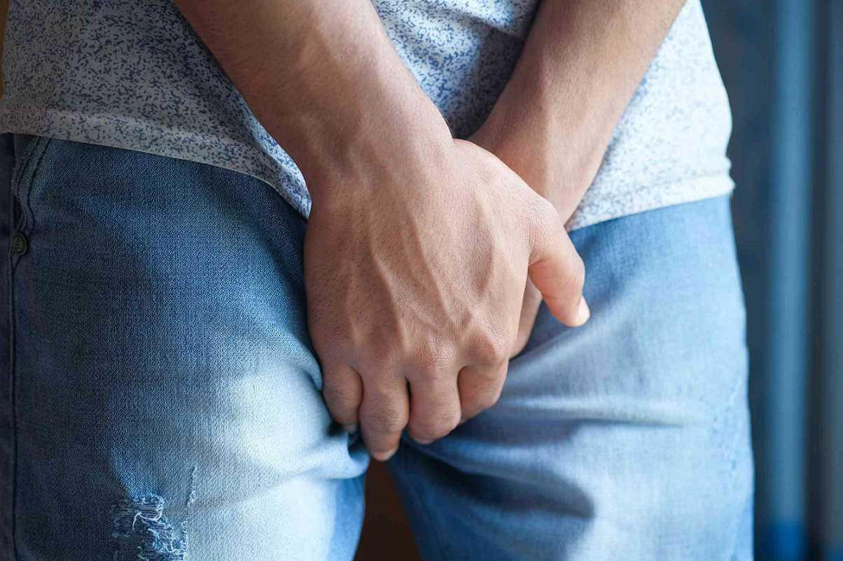 درد بیضه بعد از تحریک
