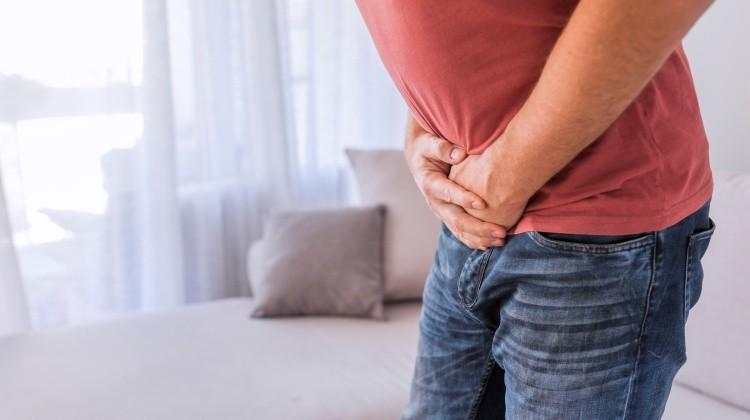 علت درد زیر شکم در مردان